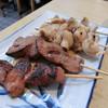 島田屋 - 料理写真:レバー、シロ