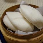 四川家常菜 ひろ - 蒸しパン