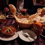シリジャナ - 料理写真:シーフードマサラ