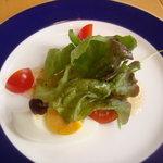 ラグラスリィ - セットのサラダ