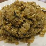 台湾客家料理 新竹 - 高菜チャーハン