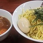 煮干しらーめん玉五郎 五代目 - 【煮干しつけ麺(中) + 味付け玉子】¥880 + ¥100