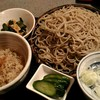 うさぎ庵 - 料理写真:美味しい蕎麦でした。