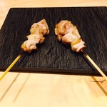 焼きとり 鳥生 - 赤鶏さつま120日鶏を使用!