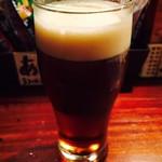 キャサリン'sBAR - 火の国ビール(500円)