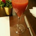 65994666 - ブラッドオレンジジュース