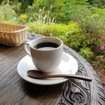 石窯パン工房 樹の実 - 「ホットコーヒー」