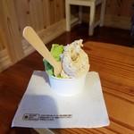 そらうみ - 料理写真:「屋久島茶&ジンジャーミルクティー」