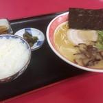65998373 - ラーメン定食