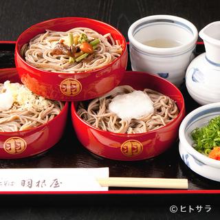 島根県・出雲地方の古くから伝わる郷土料理『出雲そば』