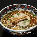 麺厨房あじさい - 正油拉麺