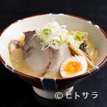 麺厨房あじさい - 『白味噌拉麺』