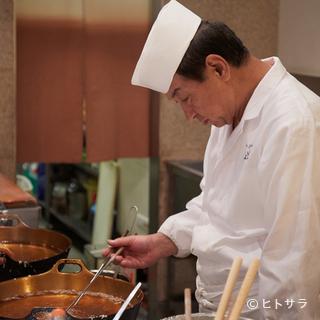 食材ごとの一瞬の食べごろを見極める職人の技