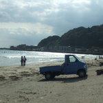 ナディア - 帰りの海岸線