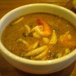 キャベツ&コンドーム - トムヤムクン麺