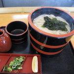 みの屋うどん - 料理写真:釜揚げうどん
