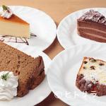 シャーレ水ヶ浜 - シフォンケーキとパウンドケーキは、手づくり
