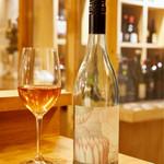 Santo Bevitore - ロゼワイングラス
