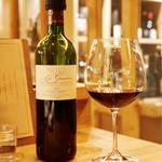 Santo Bevitore - 赤ワイングラス