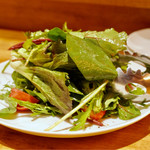Santo Bevitore - お野菜のサラダ