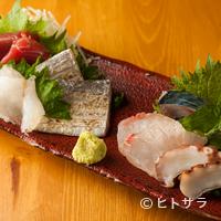 おおはま - 鎌倉の地の利を活かして仕入れる野菜と魚介が楽しめる