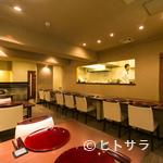 おか星 - 日本料理らしく、丁寧に仕上げられたお料理を楽しめます