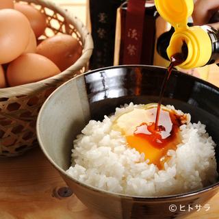 卵かけご飯のために作ったこだわりのオリジナル醤油