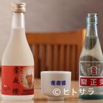 常夜燈 - 燗の徳利は激レア瓶。日本酒は「泉正宗」一筋、浮気なし!