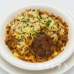 アラビア料理 アルアイン - 仔羊をスパイスなどと炊きこんだアラビアンピラフ『カプサ』