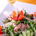魚旬飯 よしもと - こだわり野菜と新鮮魚でおもてなし