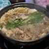 山の味きのこ屋 - 料理写真:山鳥鍋
