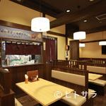 海幸山幸 越中茶屋 - 観光の際には。富山県の海の幸・山の幸が味わえる駅中のお店