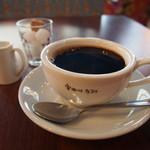 宇田川カフェ - コーヒー(苦い)