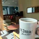 ザ サード カフェ - 店内