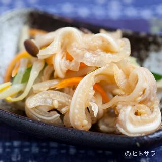これぞ沖縄という郷土料理を堪能できます