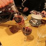 ふとっぱら - 赤ワインデキャンタ