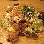 ふとっぱら - 焼肉サラダ