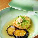 和今洋菜 あん - 季節感を味わえる、手づくりの一品『真丈あんかけ』