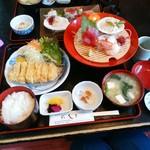 和風れすとらんにしき - Aランチ御膳1350円です!