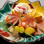 直心房 さいき - 食材や出汁など全てにこだわり、素材の一番美味しい瞬間を提供