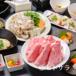 しゃぶ吉 - 四季折々の食材をふんだんに、味わい豊かな会席料理