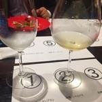 アメ村ワイン食堂 VACA - 赤より白が好き