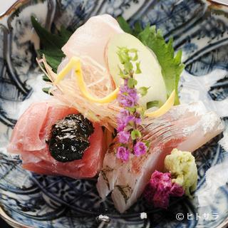 旬を味わう和食料理を【さいき】ならではの楽しみ方で提供