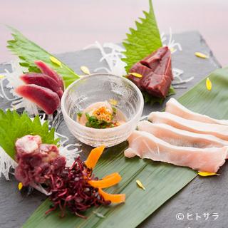 朝挽きの「大和肉鶏」や九州産の鶏肉を直送