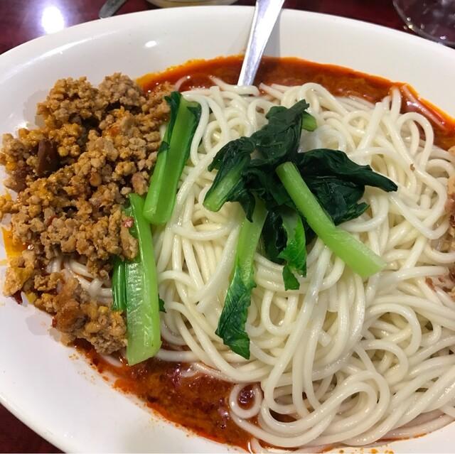 中国家庭料理 楊 2号店 - 汁なし坦々麺。 旨し。