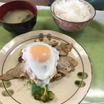 魚いち亭 - 日替わり定食