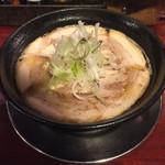 66014311 - 豚骨みそチャーシュー麺