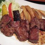 季乃香 - 【ランチ】牛さがりのステーキ