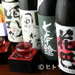 居酒屋 Raita - 日本酒は、初心者向けから通好みのものまで取り揃えています