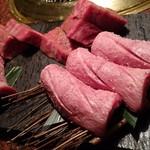 焼肉 うしごろ - 究極の厚切りタン、厚切りハラミ